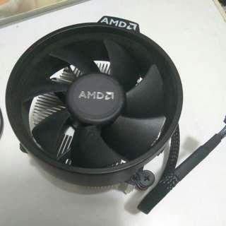 "AMD ""幽灵"" (Wraith SPIRE) 散热器"
