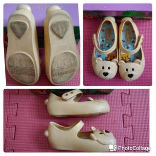 Mini Melissa Bear light yellow