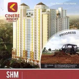 Cinere Resort Apartment - Studio Type A