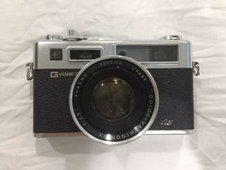 Yashica Electro GS35 (Anniversary Edition)