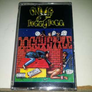 Snoop Doggy Dogg - Doggystyle Cassette