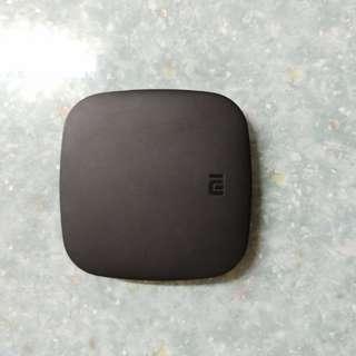 小米盒子1S,可在香港看大陸VIP影片APP