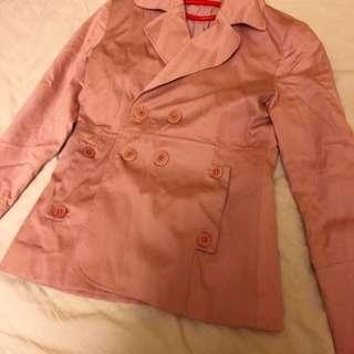 Mango double breast jacket blazer