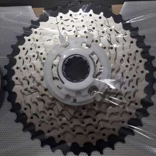 Shimano 10 speed 42T cogs alloy material