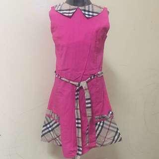7yo Inspired Burberry Dress