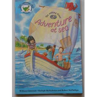 Children's Book : Adventure at Sea