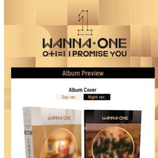 Wanna One 3月CB專 0+1=1 I PROMISE YOU