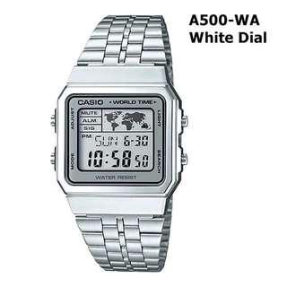 Original Casio watch A500-WA