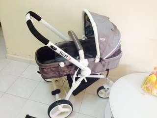 Stroller scr 9 utk baby / toddler