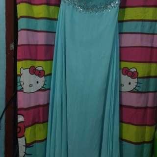 Long dress wanita