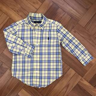 Ralph Lauren Boy's Shirt