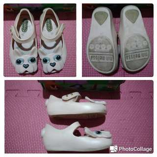 Mini Melissa Dog light pink