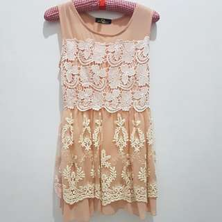 Repriced !!!Korean ins dress