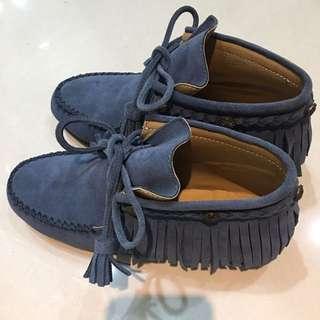 🚚 麂皮平底鞋