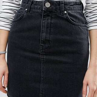 *New*ASOS Denim High Waisted Skirt