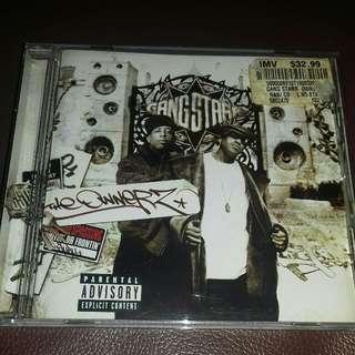 Gang Starr the onnerz original pressing CD used Rap, Snoop dogg, Fat Joe, M.O.P