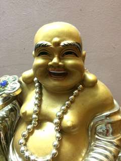 Laughing Buddha (Resin)