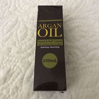 MOVING OUT SALE Argan Oil Hand & Nail Cream