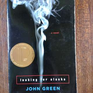 John Green Looking for Alaska