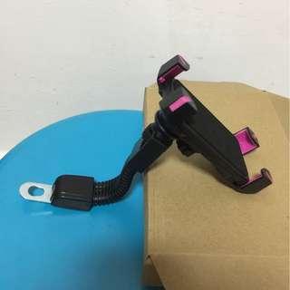 Bendable Mirror Mount for Handphone Holder