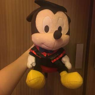 Mickey Mouse (Graduation)