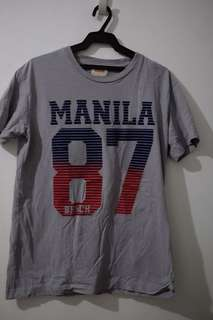(Used) Bench Manila Tshirt