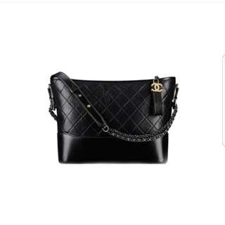 RENT Chanel Gabrielle Bag Small