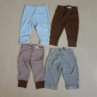 4 X Baby Long Pants, Kid's Clothes