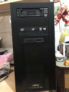 Lian Li full tower casing