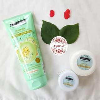 [SHARE in jar 10gr/20gr] Freeman Honeydew & Chamomile Sleeping Mask
