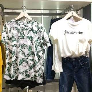 Stradivarius -- T-Shirt