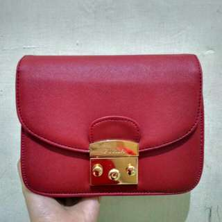 Mini Furla Slingbag