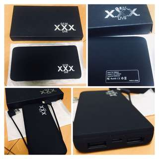 GEM XXX Live special edition Power Bank