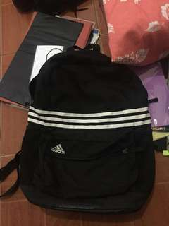 Adidas 3 Stripes Backpack (REPRICED)