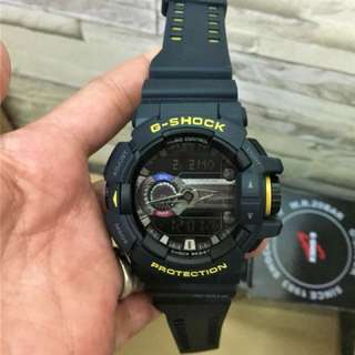 G-Shock GBA-400 G-Mix