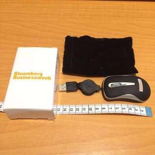 mini mouse 滑鼠 (有線)