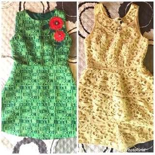 Dress & romper