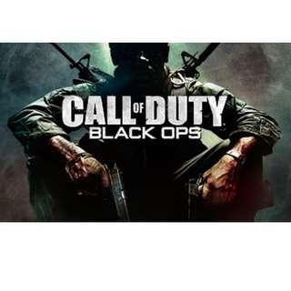 Call of Duty: Black Ops 1&2&3 Game Bundle Steam Key GLOBAL