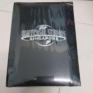 Universal Studios Singapore notebook