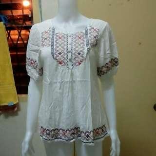 Flowy blouse(M-L)