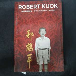 Robert Kouk hard cover English