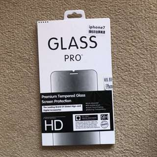 iphone 7/8 glass protector
