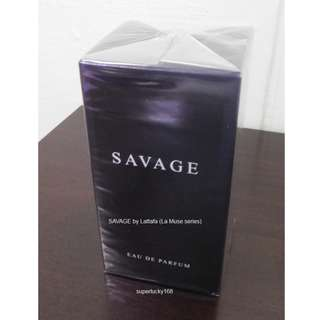 💥Sauvage Clone💥 SAVAGE By Lattafa (LaMuse Series) Smells like Dior Sauvage (EDP, Eau De Parfum, 100 ML)
