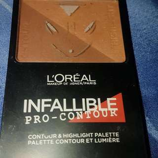 Loreal Infallible pro contour