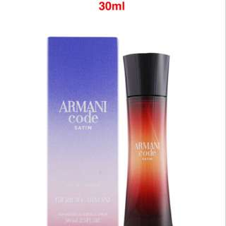 🚚 Armani code 女性淡香精
