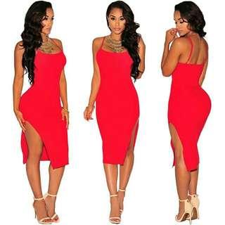 Kardashian Sleeveless Dress