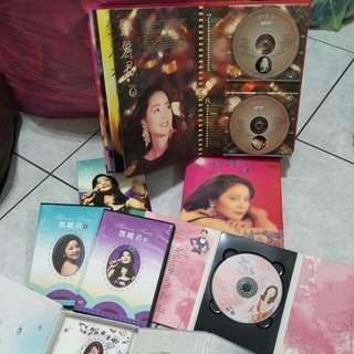 鄧麗君 精選 CD DVD