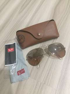 Authentic Ray Ban Aviators
