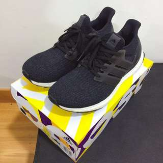 Adidas Ultra Boost 3.0 - Core Black
