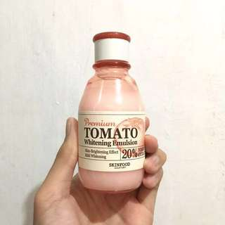 Skinfood Tomato Whitening Emulsion